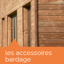 structures : les accessoires bardage
