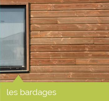 façades : les bardages