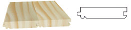 PARQUET jointif 1 face 1 mouchette en sous face