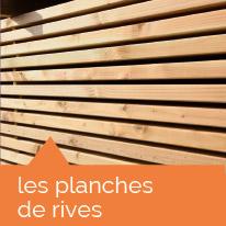 structures : planches de rive